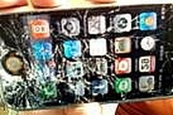 Repair a Broken iPhone at Home