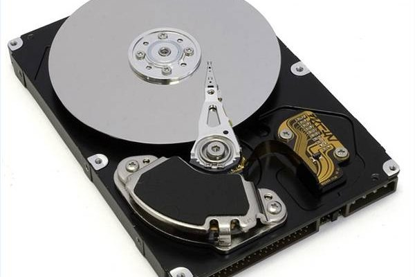 Remove a Hard Drive for Disposal