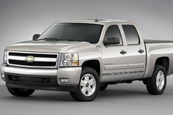 Facts About Chevy Trucks