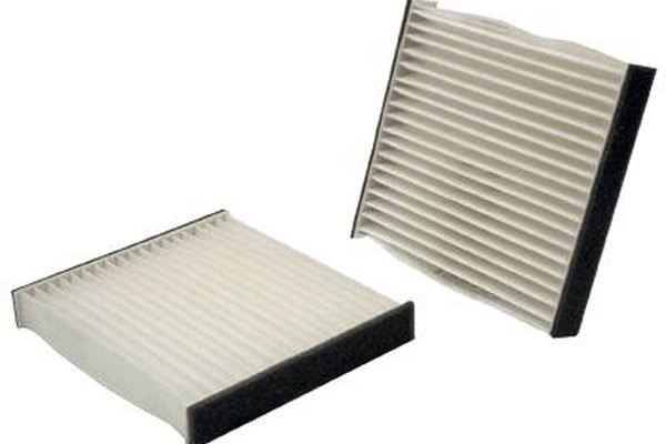 Change a CTS Cabin Air Filter