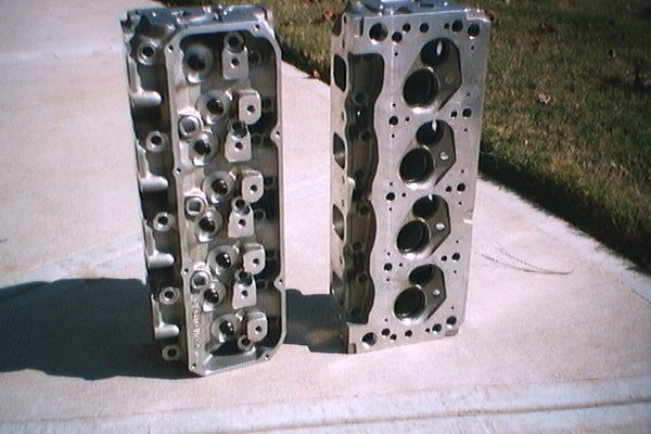 Porting and polishing your cylinder heads is the best way to get the most horsepower for your money.