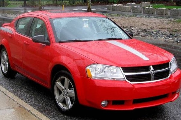 Replace the starter on your Dodge Avenger.