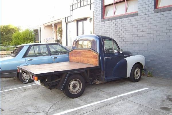 Build a Flatbed Truck Out of Wood