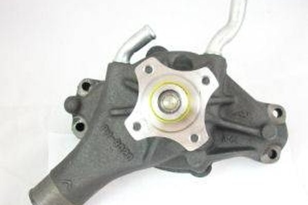 Olds Bravada water pump