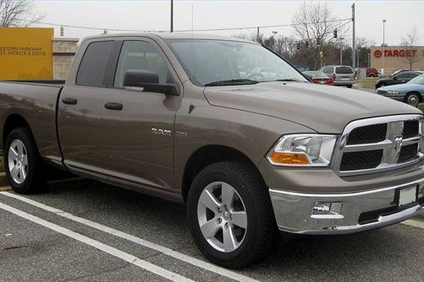 Replace the oxygen sensor on your Dodge Ram.