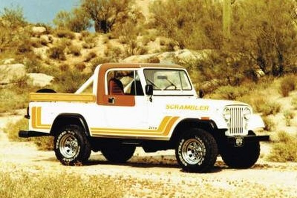 History of the CJ-8 Jeep