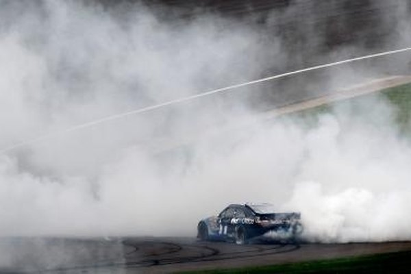 That smoke screen may be useless, but it sure is pretty.