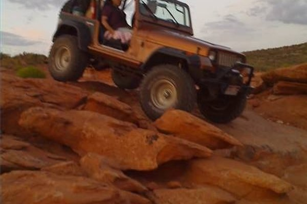 Newton's Second Law is Important to Rock Crawling Jeepers