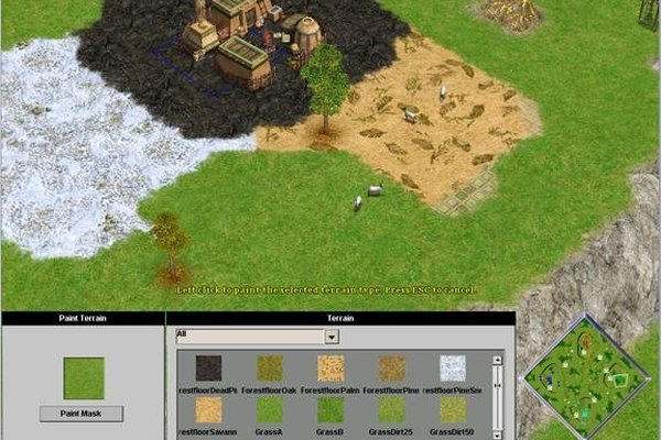 How to Use the Age of Mythology Editor | It Still Works