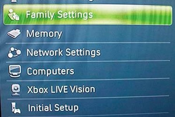 How to Change Parental Controls on an XBox Live | It Still Works