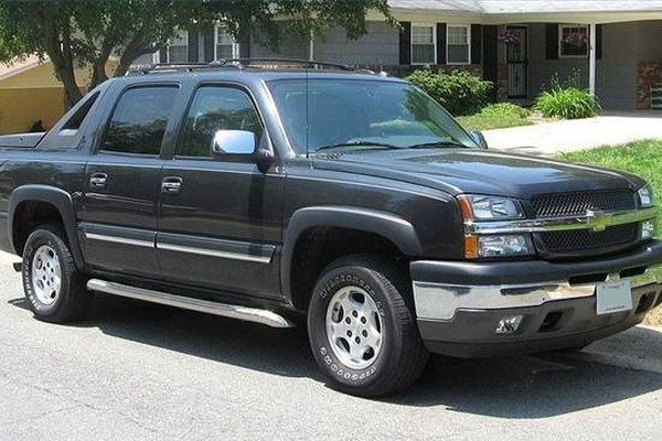 Tune up your Chevy Avalanche truck.