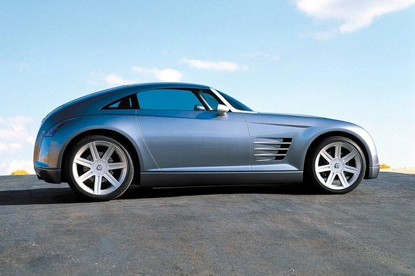Chrysler Crossfire History