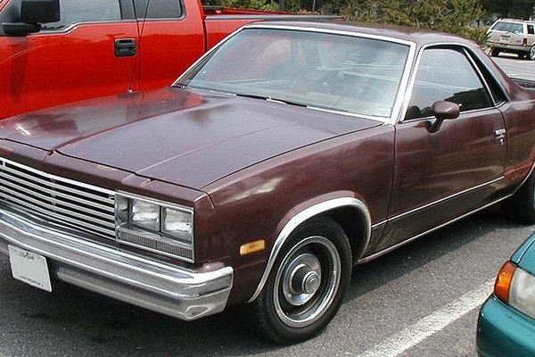 Motors Used in the Chevy El Camino