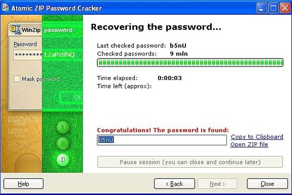 How to Crack/hack Password Protected Zip Files | It Still Works