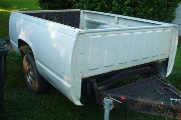 How to Salvage a Chevy Truck Bed | It Still Runs | Your ...