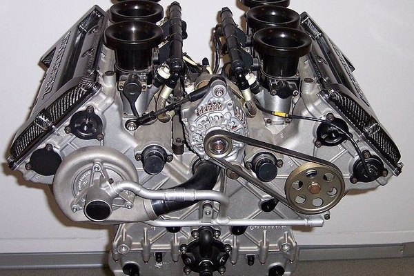 V6 Engine Information