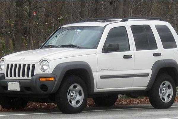 Reset the Tire Pressure Monitoring System in a Jeep Liberty