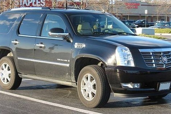 Change an Escalade Power Steering Pump