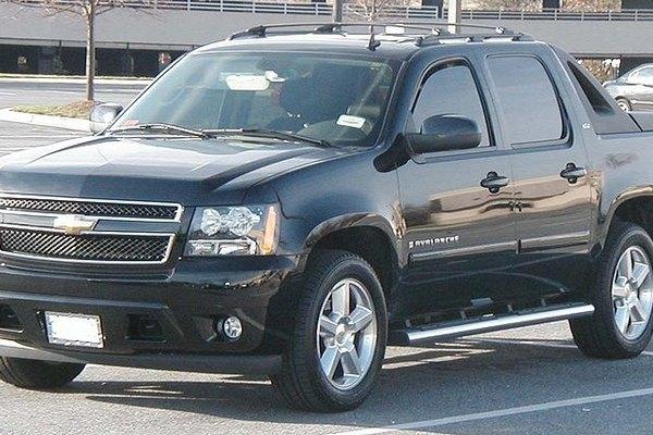 Kinds of pickup trucks