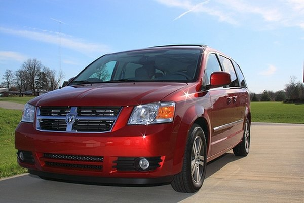 Dodge Caravan Fuel Pump Problems | It Still Runs