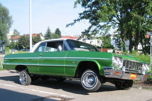 The History Of The Lowrider Car It Still Runs