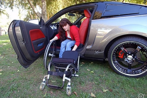 Driving Lessons for the Disabled
