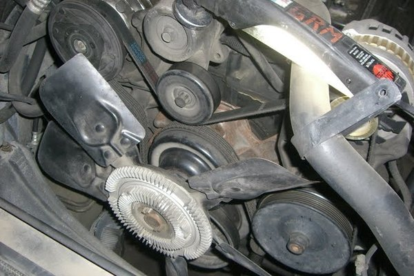Serpentine Belt Problems