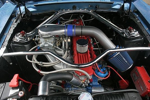 Information on Chevy 250 Inline Six