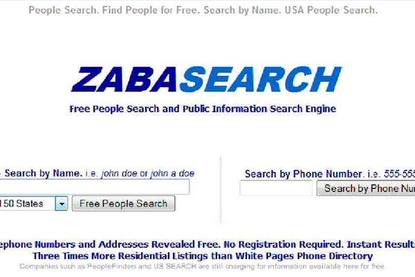 How to Remove Personal Information from Zabasearch | It Still Works