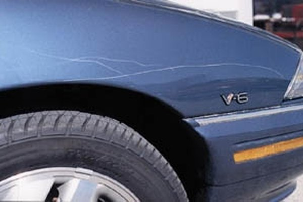 Fix Car Scratches