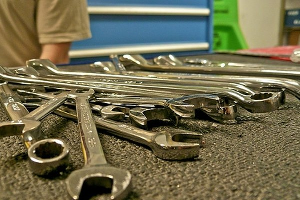 Mechanic's wrenches