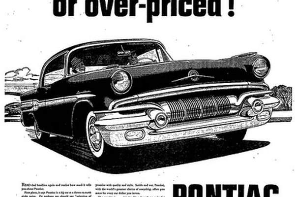 Pontiac S Long History Will Come To An End In 2010 When General Motors Discontinues The