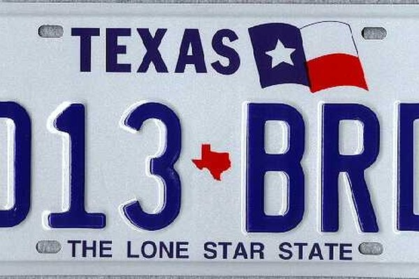 how to search a texas license plate or vin number | it still runs