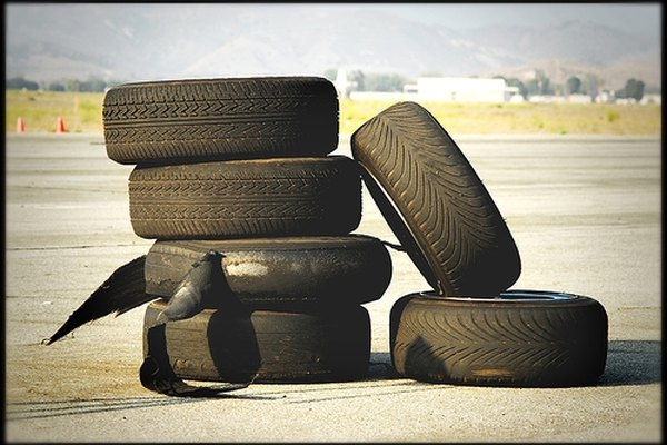 Having proper tire pressure will help keep tires in good condition.