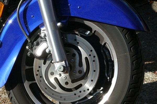 Hydraulic front forks