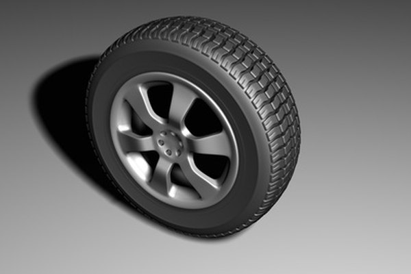 any tire can be mounted as a blackwall