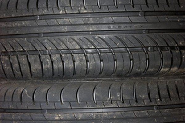 Follow the tire manufacturer's recommended guidelines when mixing tire sizes.