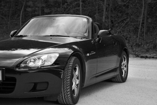 Some Honda vehicles--such as the S2000--are exclusively built in Japan.