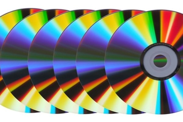 Dat files can be stored on a CD.