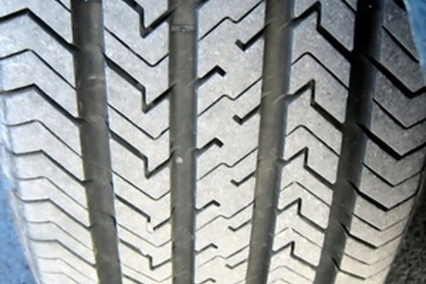 A tire filled with nitrogen lasts longer.