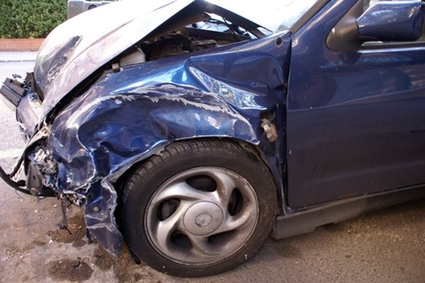 A VIN can reveal if your car was in a major accident.