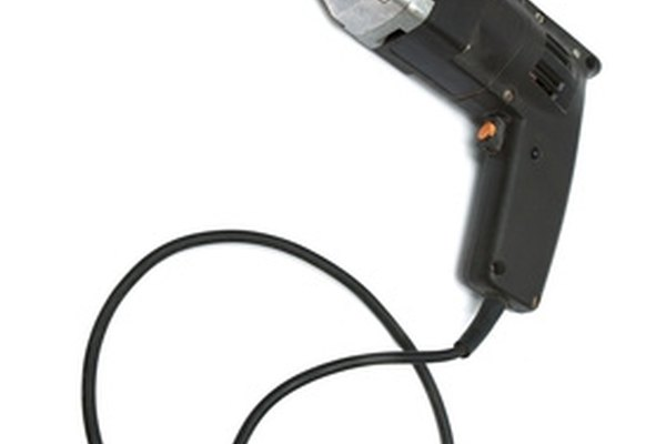 Use an electric drill to replace the ignition switch on your Ford Ranger.