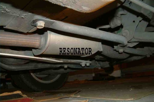Resonator Vs. Catalytic Converter