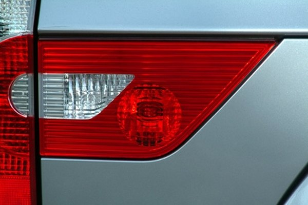 Change the tail lights on your Chevy TrailBlazer.