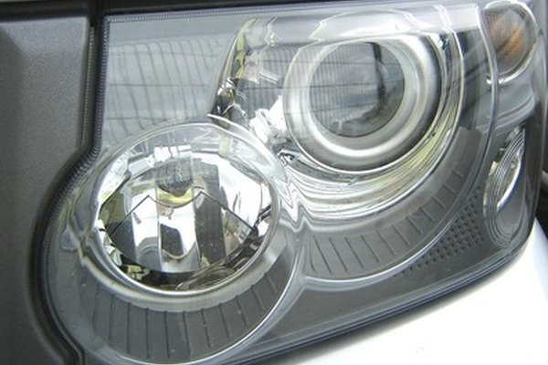 Replace a damaged or burnt-out headlight as soon as possible.