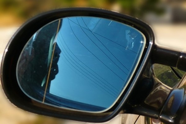 Driver's side mirror
