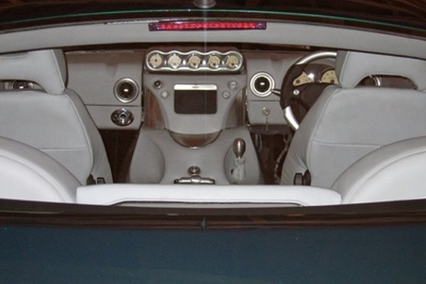 Clean your car interior naturally.