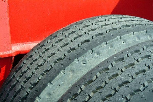 Use the correct rotation pattern for dually tire rotation.