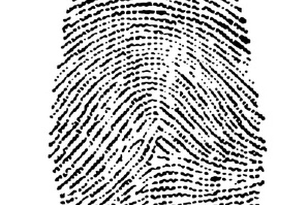 Set up a fingerprint scanner.