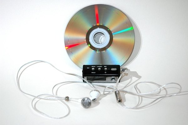 Transferring CDs to MP3 players